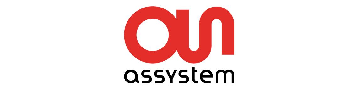 Logo - Assystem HD