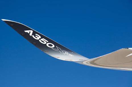 A350 aile diapo
